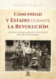 Comunidad y Estadodurante la Revolución